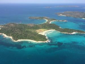 Las Perlas island